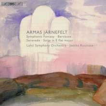 Armas Järnefelt (1869-1958): Symphonische Fantasie, CD