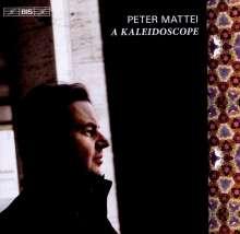 Peter Mattei - A Kaleidoscope, CD