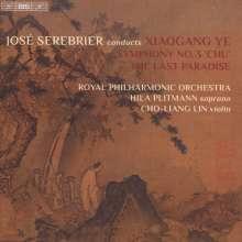"Xiaogang Ye (geb. 1955): Symphonie Nr.3 ""Chu"", CD"