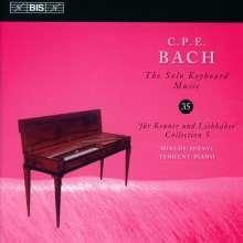 Carl Philipp Emanuel Bach (1714-1788): Für Kenner und Liebhaber (Sammlung 5), CD