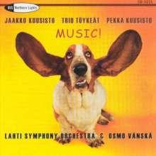 Lahti Symphony Orchestra, CD