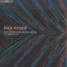Max Reger (1873-1916): Orchesterwerke, 3 CDs