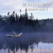 Jean Sibelius (1865-1957): The Sibelius Edition Vol.9 - Kammermusik II, 5 CDs