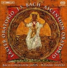 Johann Sebastian Bach (1685-1750): Osteroratorium BWV 249, Super Audio CD