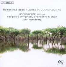 Heitor Villa-Lobos (1887-1959): Floresta do Amazonas, Super Audio CD
