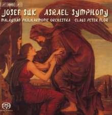 Josef Suk (1874-1935): Asrael-Symphonie op.27, Super Audio CD