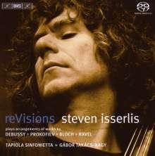 Steven Isserlis  - ReVisions, Super Audio CD
