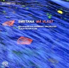 """Bedrich Smetana (1824-1884): Mein Vaterland (incl.""""Die Moldau""""), Super Audio CD"""