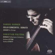 Samuel Barber (1910-1981): Cellokonzert op.22, Super Audio CD