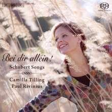 Franz Schubert (1797-1828): Lieder, Super Audio CD