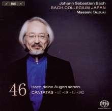 Johann Sebastian Bach (1685-1750): Kantaten Vol.46 (BIS-Edition), Super Audio CD