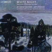 Norwegian Soloist's Choir - White Night, Super Audio CD