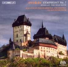Antonin Dvorak (1841-1904): Symphonie Nr.7, Super Audio CD