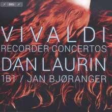 Antonio Vivaldi (1678-1741): Blockflötenkonzerte RV 441-445, Super Audio CD
