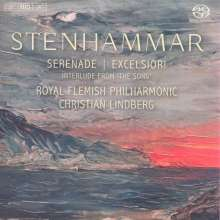 Wilhelm Stenhammar (1871-1927): Serenade op.31, Super Audio CD