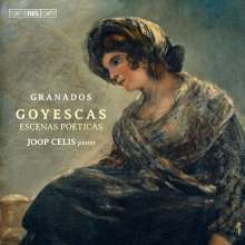 Enrique Granados (1867-1916): Goyescas, Super Audio CD