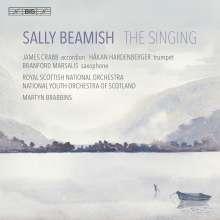 "Sally Beamish (geb. 1956): Akkordeonkonzert ""The Singing"", Super Audio CD"