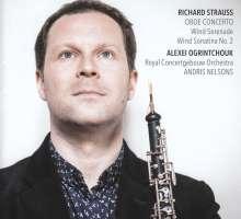Richard Strauss (1864-1949): Oboenkonzert, Super Audio CD
