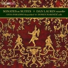 Dan Laurin - Sonates et Suites, Super Audio CD