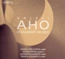 Kalevi Aho (geb. 1949): Kammermusik, Super Audio CD