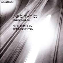Schola Cantorum Reykjavicensis - Meditatio, Super Audio CD