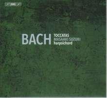 Johann Sebastian Bach (1685-1750): Toccaten BWV 910-916, Super Audio CD