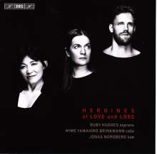Ruby Hughes - Heroines of Love and Loss, Super Audio CD