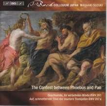 Johann Sebastian Bach (1685-1750): Weltliche Kantaten Vol.9, Super Audio CD
