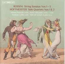 Gioacchino Rossini (1792-1868): Streichersonaten Nr.1-3, Super Audio CD