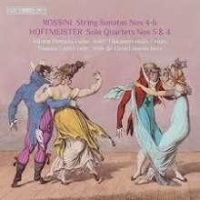 Franz Anton Hoffmeister (1754-1812): Kontrabaßquartette Nr.3 & 4, Super Audio CD