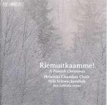 Riemuitkaamme! - A Finnish Christmas, Super Audio CD