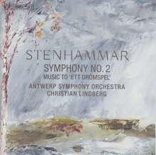 Wilhelm Stenhammar (1871-1927): Symphonie Nr.2, Super Audio CD
