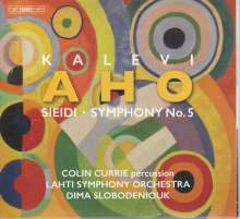 Kalevi Aho (geb. 1949): Symphonie Nr.5, Super Audio CD