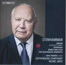 """Wilhelm Stenhammar (1871-1927): Symphonische Kantate """"Das Lied"""", Super Audio CD"""