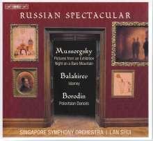 Russian Spectacular, Super Audio CD