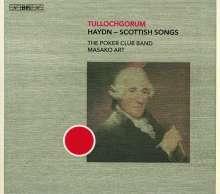 """Joseph Haydn (1732-1809): Schottische Lieder """"Tullochgorum"""", Super Audio CD"""