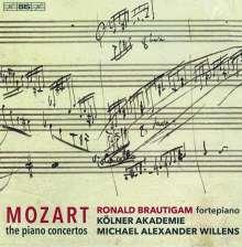 Wolfgang Amadeus Mozart (1756-1791): Sämtliche Klavierkonzerte, 12 Super Audio CDs