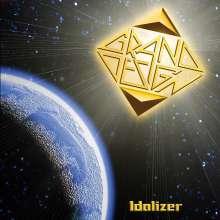 Grand Design: Idolizer (Re-Release), CD