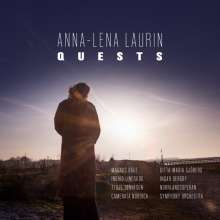 Anna-Lena Laurin (geb. 1962): Quests, CD