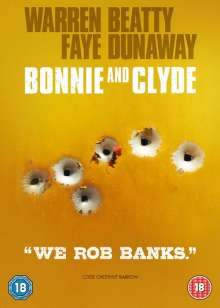 Bonnie And Clyde (UK Import), DVD