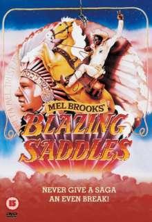 Blazing Saddles (1974) (UK Import mit deutscher Tonspur), DVD