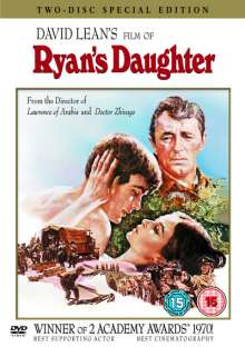 Ryan's Daughter (Special Edition) (UK Import mit deutscher Tonspur), 2 DVDs