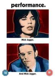 Performance (1970) (UK Import), DVD