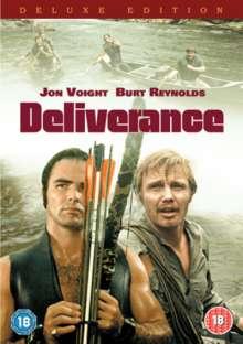 Deliverance (1971) (UK Import mit deutscher Tonspur), DVD