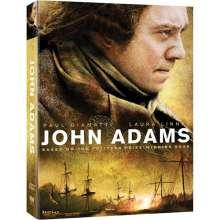 John Adams (UK-Import), 3 DVDs