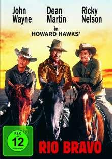 Rio Bravo, DVD