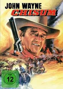 Chisum, DVD