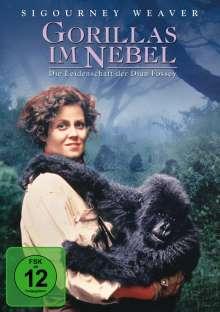 Gorillas im Nebel, DVD