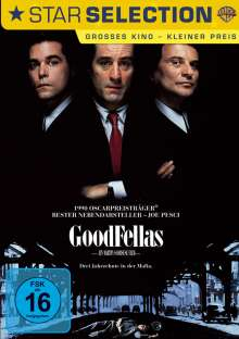 GoodFellas, DVD