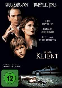 Der Klient, DVD